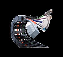 Гибкие кабель-каналы Igus (Германия)
