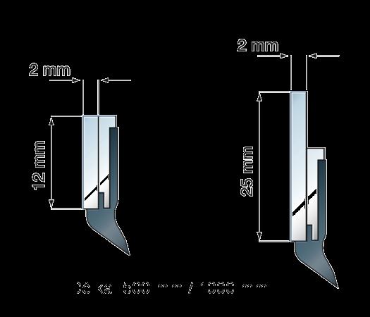 TSA 12-12X2 И 12-25X2